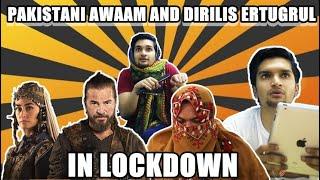Pakistani Awaam and Dirilis Ertugrul l Comedy Sketch |  Freekers Films | Pakistan 2020