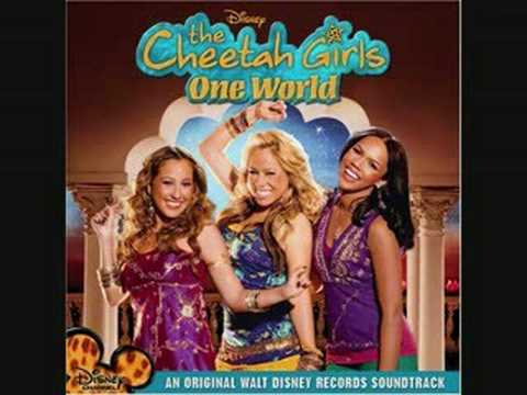 No Place Like Us  The Cheetah Girls  One World OST