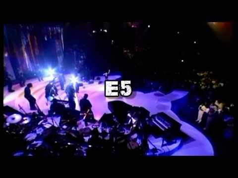 (HD) Mariah vs. Whitney vs. Christina vs. Beyonce Live - Note By Note (C3-C#6)
