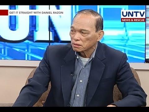 Retired Gen. Dionisio Santiago, irerekomenda ni Sec. Vitaliano Aguirre bilang bagong BuCor chief