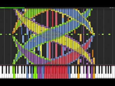 Black MIDI] Synthesia - Shangh...