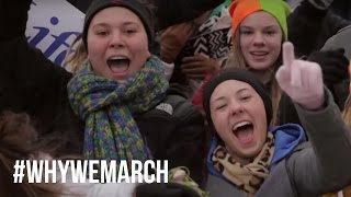 #WhyWeMarch - March for Life, Washington D.C.