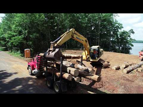 LTS Construction of Huntland TN land clearing project 9