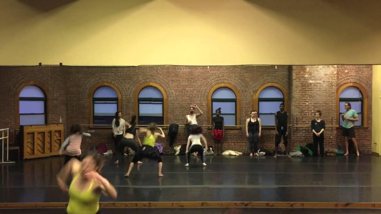 """Download """"Falling Short"""" l Lapsley l @skoojcoreo l The Jeannette Neill Dance Studio"""