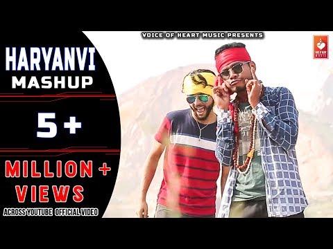 Haryanvi Mashup | New Haryanvi DJ Mashup 2017 | Gourav Sharma, KP Gadhwal | Ghanu Musics | VOHM
