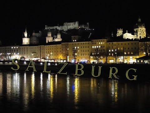 Зальцбург: панорамы Старого города