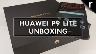 Huawei P9 Lite Unboxing & Hands-On Review: Heavier, not lighter(Huawei P9 Lite unboxing & hands-on review: We unbox the new Huawei P9 Lite; the more affordable sibling to the Chinese phone maker's most powerful ..., 2016-06-29T14:08:48.000Z)