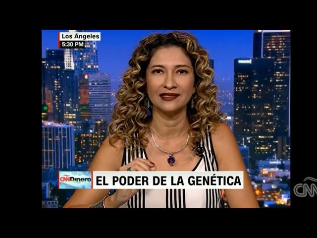 Entrevista en CNN sobre el poder de la genética y el futuro