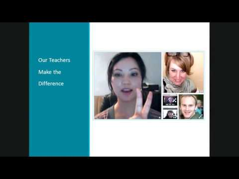 Teaching Live Online: Wherever the Students Are!