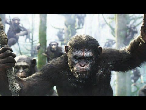 планета обезьян кино 2017 когда выйдет