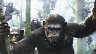 Планета обезьян: Война (2017)— русский трейлер 2