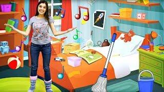 Робимо прибирання з Барбі і Мимиленд - Пісні мультики для дітей