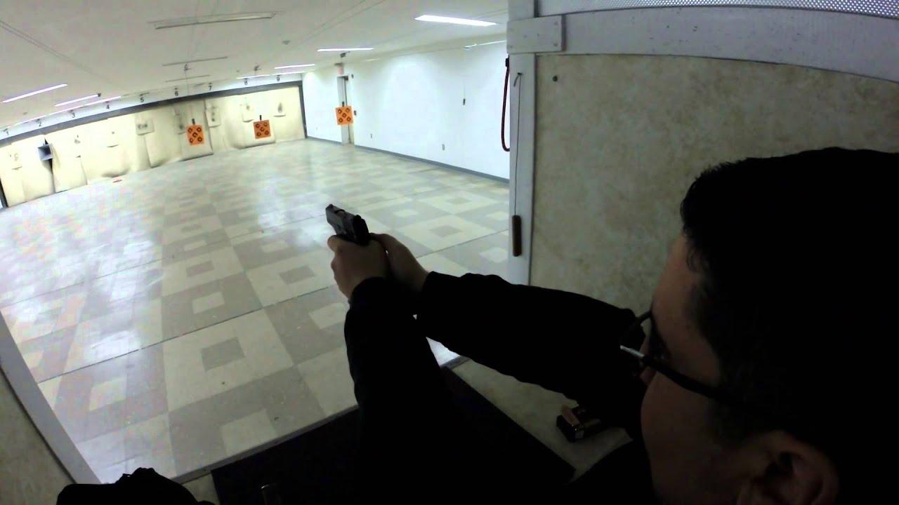 Gun Range Ruger LC9, SR9, SR45, P-345