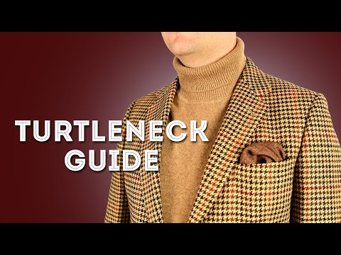 Turtleneck Sweater Guide, DO's & DON'Ts