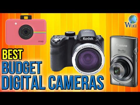 10 Best Budget Digital Cameras 2017
