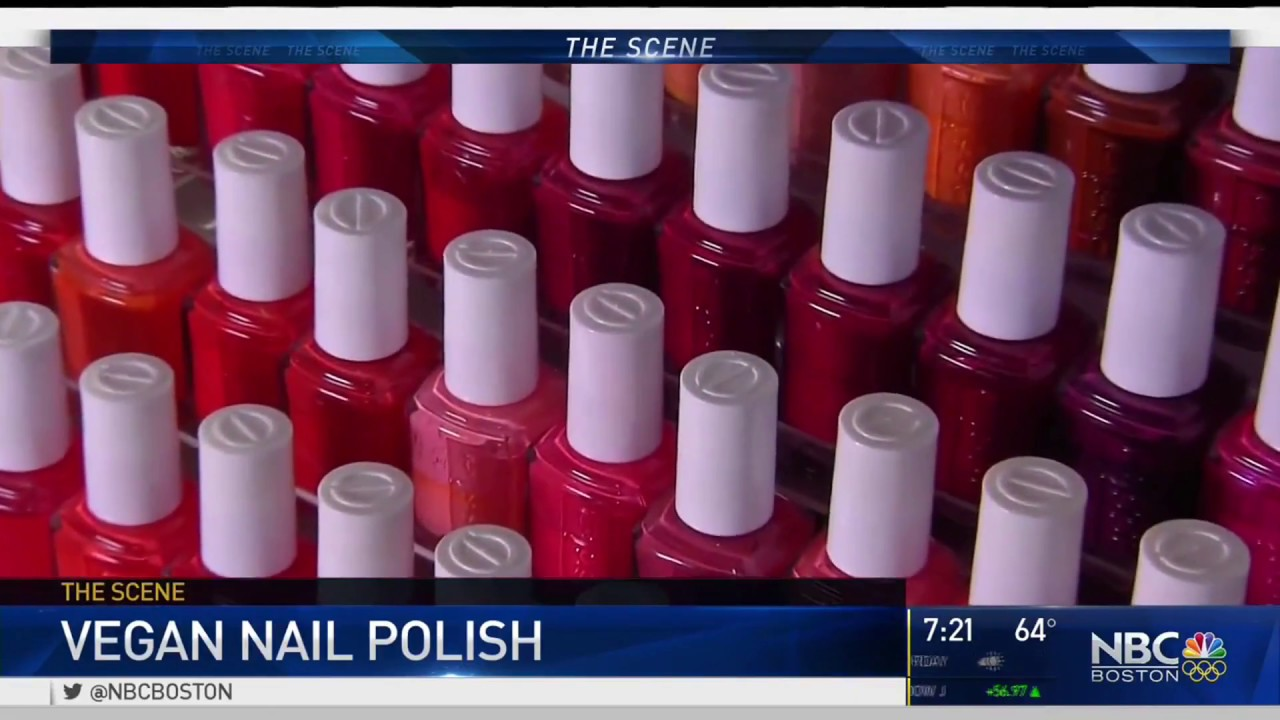 Dazzle Dry Manicure at Bella Sante Spa on NBC Boston (August 2017 ...