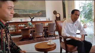 "President Jokowi Reacts to Rich Brian song ""K..."