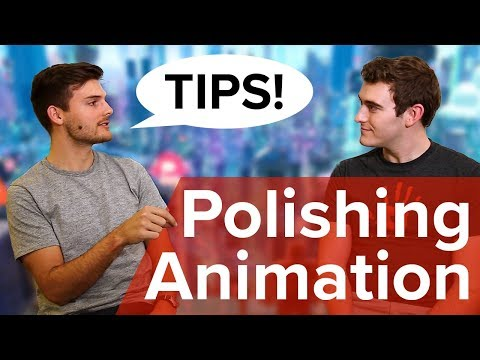 Tips for Polishing Animation from a Disney Animator