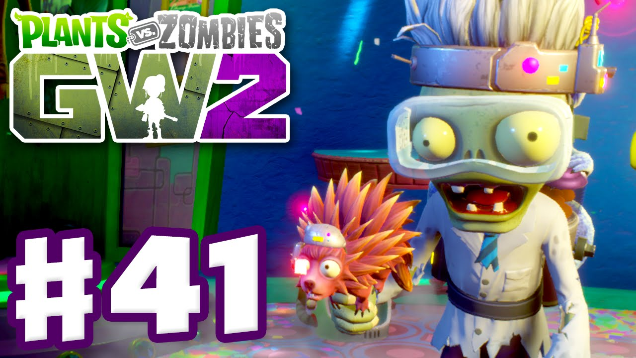 Plants Vs Zombies Garden Warfare 2 Gameplay Part 41 Zoologist Pc Youtube