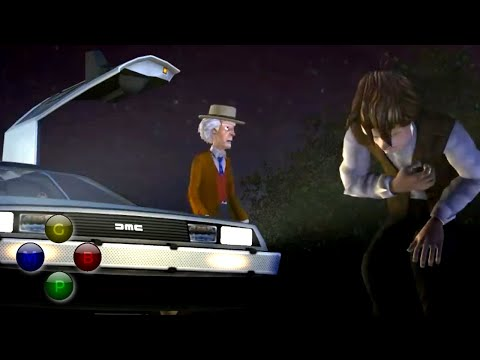 Back To The Future: The Game - Ep. 2 Get Tannen! Part 1