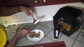 Grilled Pork Chops Recipe, Power Air Fryer Oven Elite