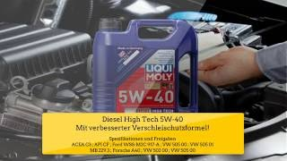 Diesel High Tech 5W 40 Liqui Moly