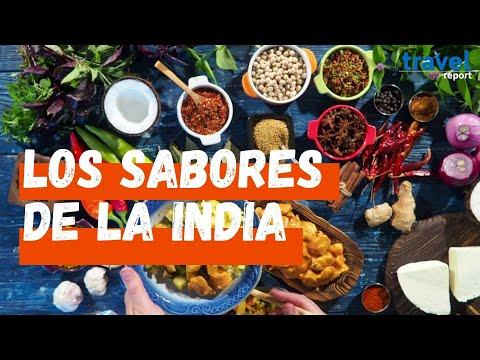 Descubre lo mejor de la comida india con estos platillos