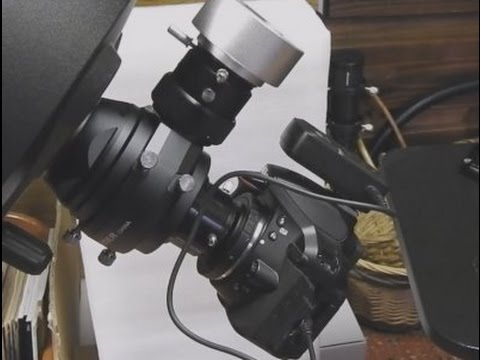 How To Set Up the Celestron Off-Axis Guider (OAG)
