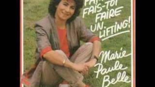 Marie Paule Belle comme un moineau