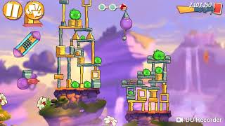 Playing angry birds 2 red rumble failed again