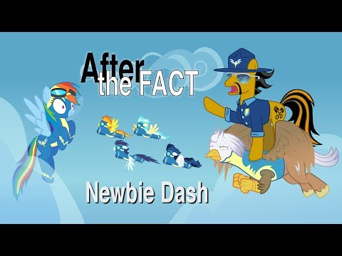 After The Fact: Newbie Dash