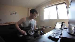 Gallows - Mystic Death Guitar Cover