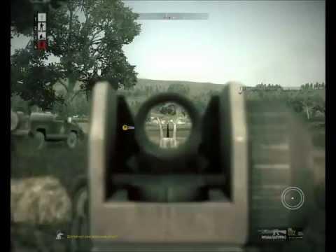 """Смотреть прохождение игры [Coop] Operation Flashpoint 2. Серия 10: """"Под жестким обстрелом..."""""""