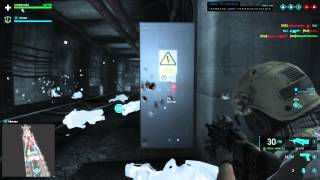 ghost recon online gameplay evx phyxsius assault montage