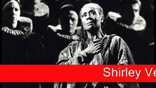 Shirley Verrett & Carlo Bergonzi: Verdi - Aida, 'Già i sacerdoti adunansi'