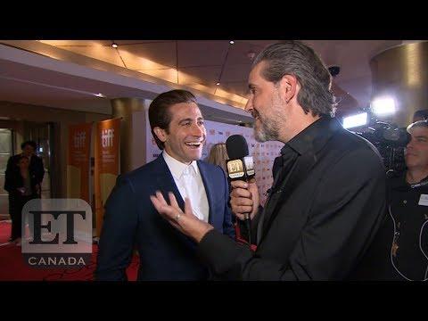 Jake Gyllenhaal Talks 'The Sisters Brothers'  TIFF18