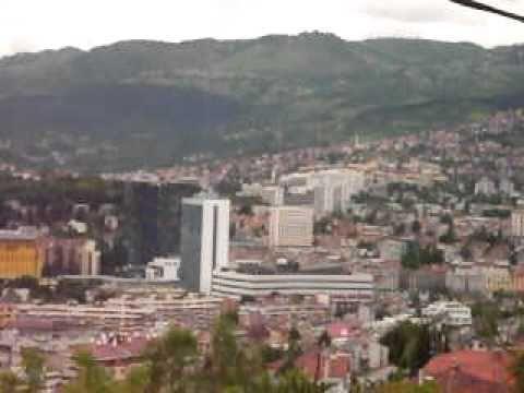 Sarajevo   pogled s Vraca