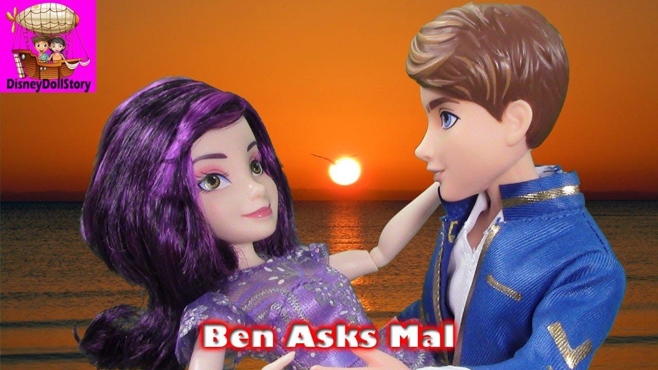 Prince Ben Asks Mal - Part 7