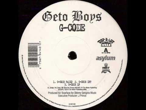 Ghetto Boys - G Code