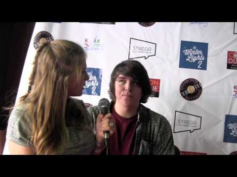 Adam Lusk from React to That Interview at Winter Lights 2