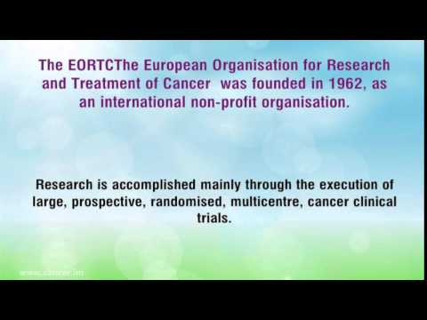 Understanding The European Organization for the Research and Treatment of Cancer.