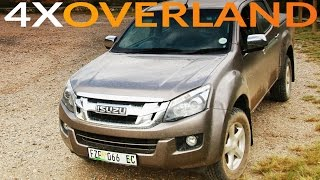 Isuzu KB 3.0 4x4 double-cab pickup review