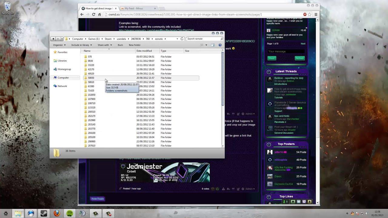 Steam Screenshots
