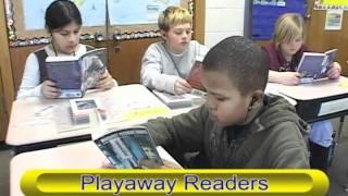 Playaway Readers   Laura B Anderson