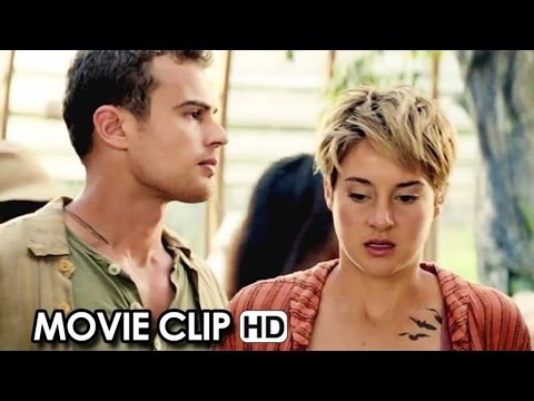 Insurgent Official Movie CLIP 'Go With Happiness' (2015) - Divergent Series HD