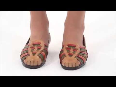 Trinidad Huaraches at FootSmart