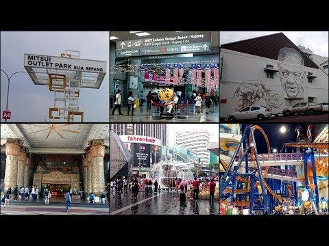 Kuala Lumpur - Bukit Bintang | Ipoh - Concubine Lane and Old Town White Coffee