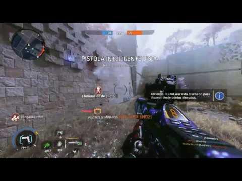 Titanfall 2 ¿la pistola inteligente/smart pistol es para noobs?