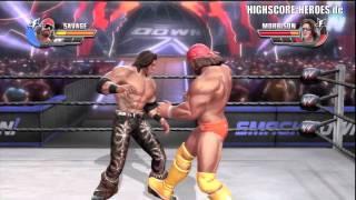 WWE All Stars: PS3 Online Match - Macho Man vs. Morrison