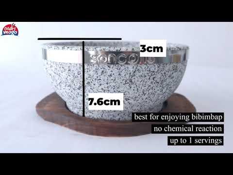 MariMogo Stone Pot